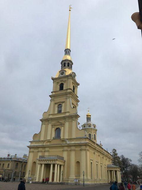 聖彼得堡第一印象