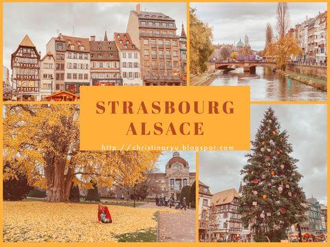 ■ 法國東部.法國史特拉斯堡Strasbourg