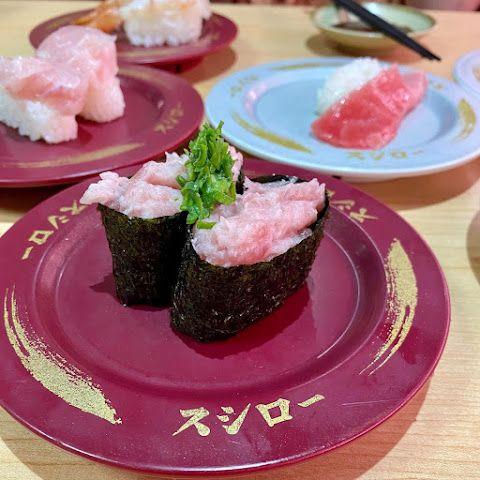 我終於吃了壽司郎。