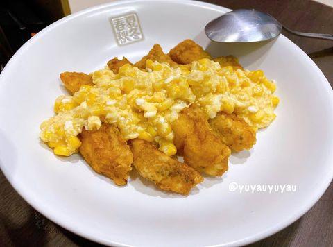 [食譜分享] 粟米魚塊  粟米粒代替罐頭粟米湯