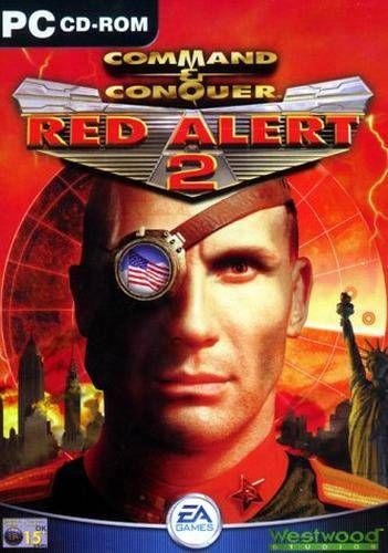 Command And Conquer Red Alert 2-FLT (PC/ENG)