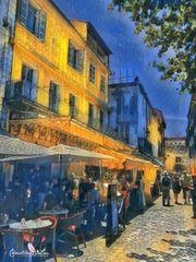 ■ 南法自駕遊.去Arles亞爾尋找文森·梵谷Van Gogh去過的地方