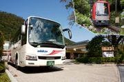 從羽田機場和橫濱車站到箱根湯本車站的交通工具,推薦搭乘小田急箱根高速...