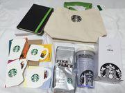 日本新年限定 Starbucks 福袋 保溫水壺 ・雜錦咖啡套裝3 ・咖啡豆250g (價...
