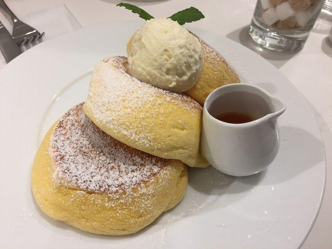 JOICY遊   大阪   美食推介   Souffle Pancake日式梳乎厘班戟大對決(上)   幸せのパンケーキ