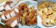 [廚房習作] *光波爐美食 。脆皮燒肉-簡易快捷版