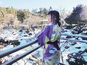[旅遊.柔東京] 2天遊.富士山溫泉鐘山苑飯店♥戀上雪景愛上富士山