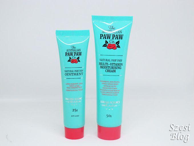 澳洲天然護膚產品 The Australian Paw Paw Co.:有機認證木瓜滋養皮膚 ...