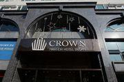 [釜山住宿] Crown Harbour Hotel 超值、舒適、方便的新酒店推介