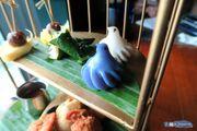 [KJFOODLIFE 尖沙咀] 藍象泰式下午茶 芒果糯米變沙冰