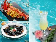 【海洋的禮物】 Ocean's Bounty海鮮盛宴 意粉屋鮮香仲夏