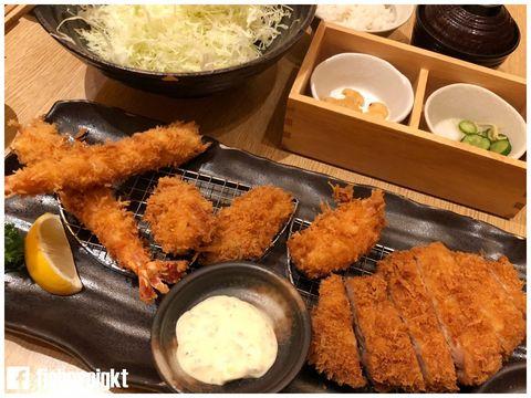 【勝博殿日式炸豬排】來自東京新宿的傳統炸豬排店.炸物愛好者可以一試