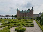 北歐挪威、瑞典、丹麥: DAY 11 丹麥雙堡遊 克倫堡 Frederiksborg Slot