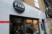 倫敦:轉角遇到咖啡館@FIKA London
