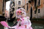 ■ 威尼斯面具裝束與貢多拉 [意大利2014]