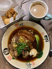 台灣味濃濃的老街