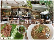 【泰國|曼谷食記】Provence 魚蛋牛肉粉.充滿法式風格的泰菜餐廳