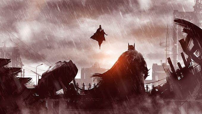 【侍影評】《蝙蝠俠對超人:正義曙光》好壞參半的原因是?外加劇情彩蛋解釋!