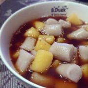 ゚・ღ 食譜分享 ✿ 自己造 台式芋圓.蕃薯圓 ღ・゚