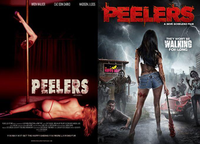 【觀後感】《屍奶俱樂部 / Peelers》:對付喪屍的手法算有點創意
