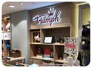 聖誕節都要有【內在】美 ❤ Triumph