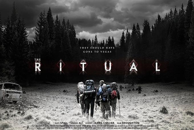 【影評】《林祭/The Ritual》:與其說是恐怖片,倒不如說是自我救贖的劇情片