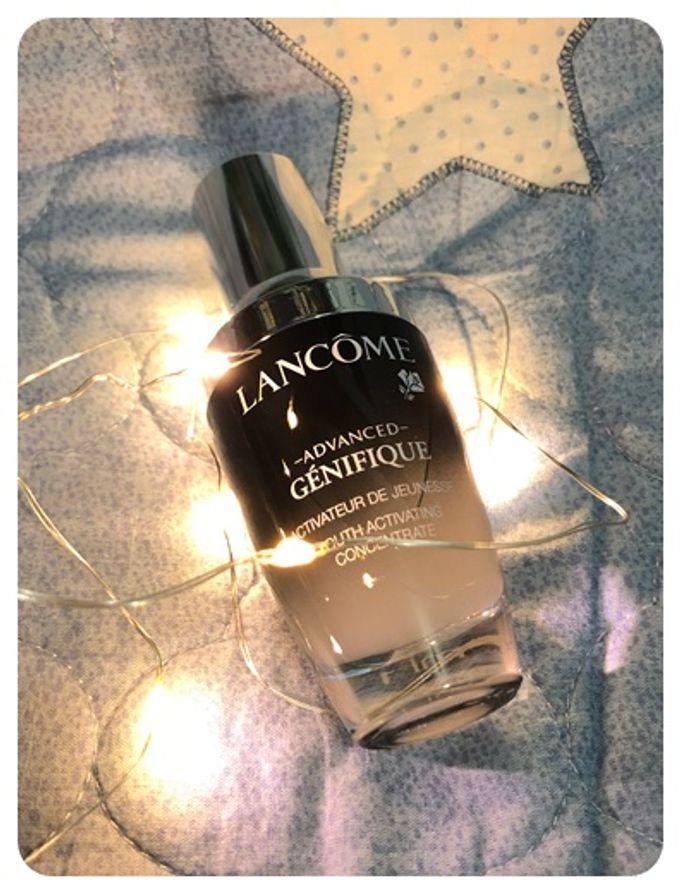 經典小黑瓶.護膚日程的第一步 ❤ Lancome Advanced Genifique