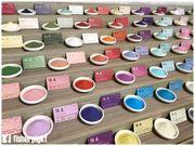 【台南必去景點】夕遊出張所.色彩繽紛的366色生日彩鹽.感覺超療癒!