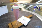[KJFOODLIFE 銅鑼灣] 時代廣場限定推出 粉色朱古力特飲