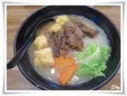 台式豬軟骨肉燥新竹米粉 @ 101肉燥飯專門店