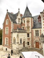 ■ 法國中部昂布瓦斯訪遊達文西的故居Clos Lucé