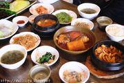 [釜山美食]*西面站/飯桌밥상(韓定食),CP值高,韓式滿漢全席吃到飽!