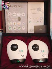 ☆北歐白天鵝環保認證。Zenz Organic Hair 有機精純洗護髮糸列 ★