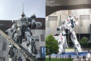 台場獨角獸 高達 9月24日登場!夜間變型 Destroy Mode 演出!