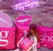 扮靚同時做善事|ghd x Lulu Guinness Pink 慈善活動揭幕派對