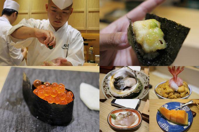 高級壽司店 鮨文 Omakase 師傅發辦 一試難忘的好滋味