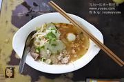 曼谷美食 - 泰式米粉店(老店) (Thonglor)
