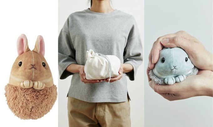 【Felissimo新品】YOU+MORE動物系列 超萌兔仔雜貨