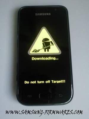החזרת רום חברה סלולרית למכשיר Samsung Galaxy S
