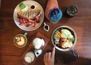 【曼谷周邊】 吃甜品 學做咖啡特飲 叻丕府KonRukSuan Coffee