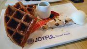 JK食記: 合理價錢的米芝蓮之味 - 旺角 Joyful Dessert House