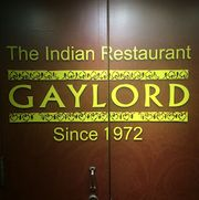 40年老店Gaylord the India Restaurant