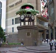 野生捕獲渣古頭! 自護攻入香港!Gundam Docks 8月登陸香港!高達 UC GU...