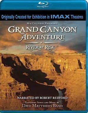 IMAX - Grand Canyon Adventure - River at Risk Blu-ray