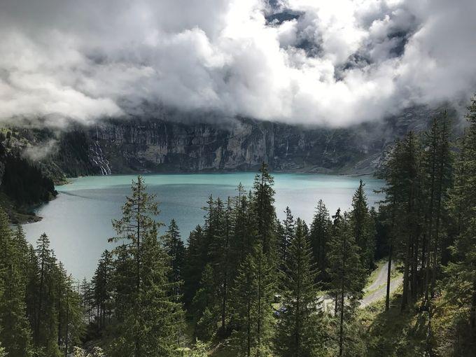 瑞士 Oeschinensee 厄希嫩湖