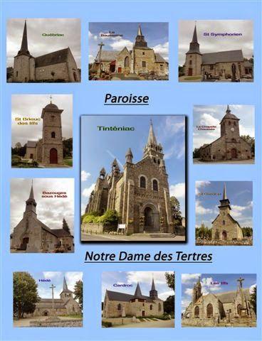 photo de Notre Dame des Tertres