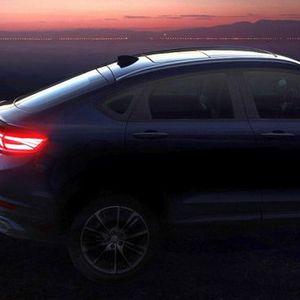 Geely го најавува првиот SUV купе автомобил