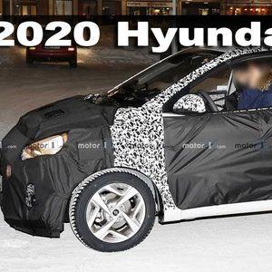 Снимен новиот Hyundai i10