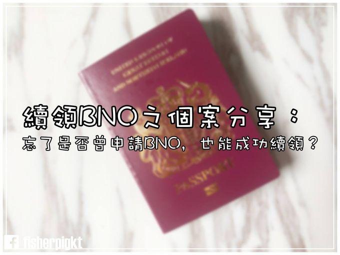 【續領 BNO】忘了是否曾申請 BNO 也能成功續領?實測網上流傳的身份證大法