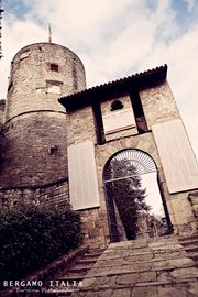 ■ 貝加莫的舊時空要塞 [意大利2014]